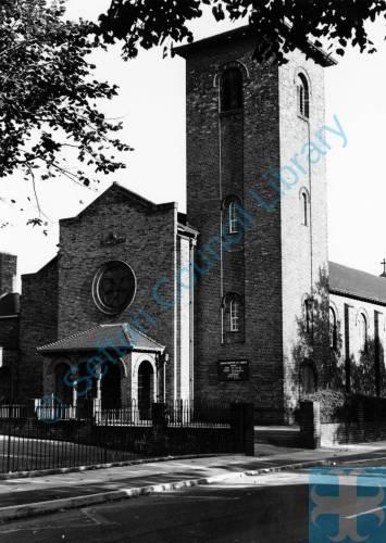 English Martyrs R. C. Church, Litherland, 1987