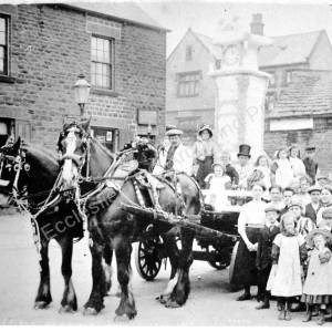 Hospital Parade 1913  Stocks Hill.