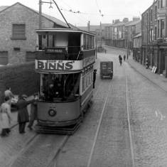 Electric Trams - The Last Tramcar