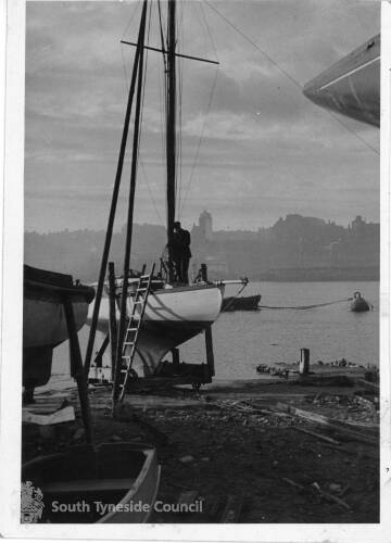 Boat Yard, South Shields