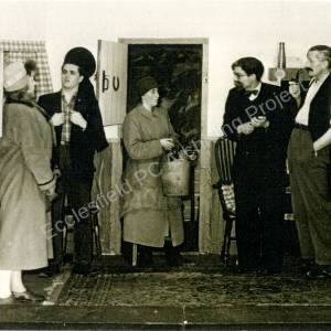 Grenoside Amateur Dramatics Early 1950's.