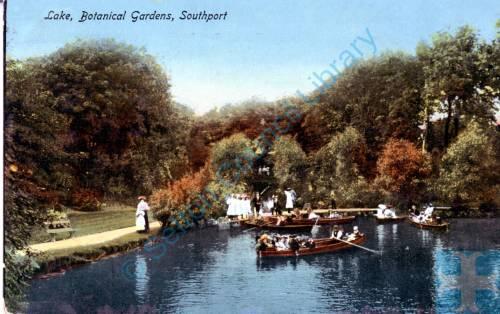 Botanical Lake and Gardens Churchtown