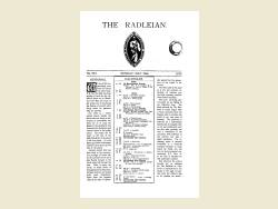 The Radleian 1932 - No. 523 May