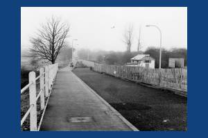 Mitcham Junction Bridge, Carshalton Road. Widening