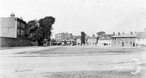 Fair Green, Mitcham: As it was in 1870