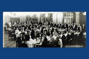 NALGO ( Wimbledon Branch ): Dinner held at the Wimbledon Hill Hotel