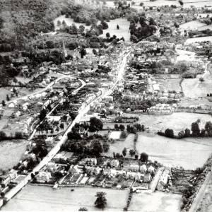 Li14061 Herefordshire - Ledbury - Aerial view of town in 1938.jpg