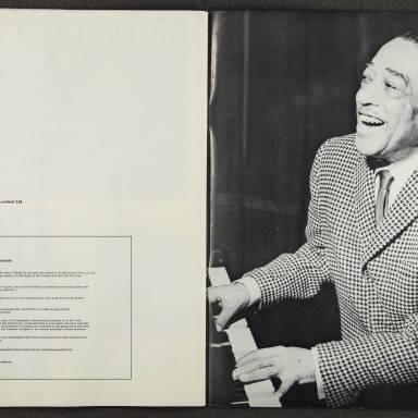 Duke Ellington Orchestra British Tour – February 1964 010