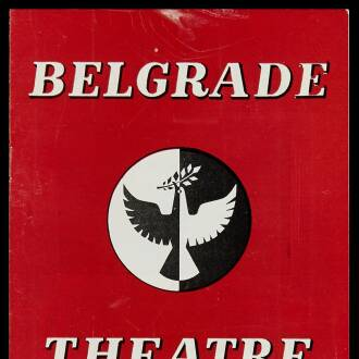 Belgrade Theatre, Coventry, March 1961