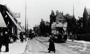 Merton Road: Now The Broadway