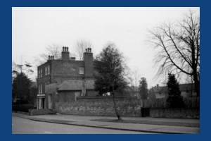 Kingston Road: Dorset Hall