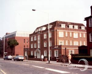 Worple Road, Guild House, Wimbledon