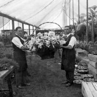 Southport Flower Show in 1926