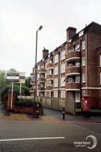 Parkleigh Road, Parkleigh Court, Wimbledon