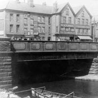 Stanley Road Bridge, Bootle, 1920s