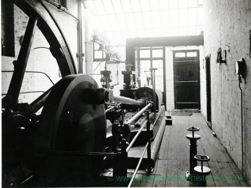 Hereford Imperial Mill - engine