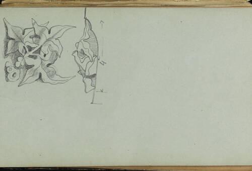 Page 57 of sketchbook 1