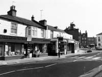High Street, Wimbledon Village: Frost's Newsagent & PO