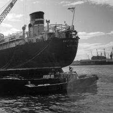 British Envoy Oil Tanker
