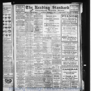 Reading Standard Etc 12-1915