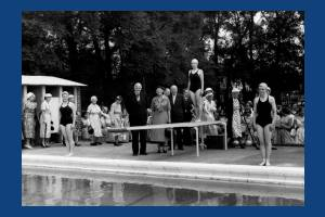 Wimbledon County School for Girls: Swimming