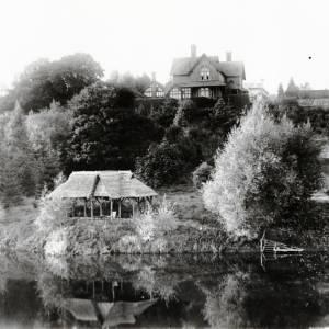 Hampton Park, vineyard croft