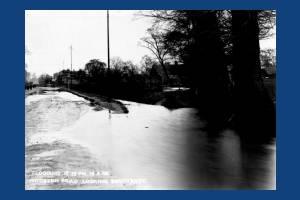 Kingston Road: Flooding
