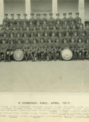 D S Lister  - Gentleman Cadet