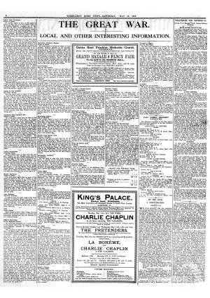 12 MAY 1917
