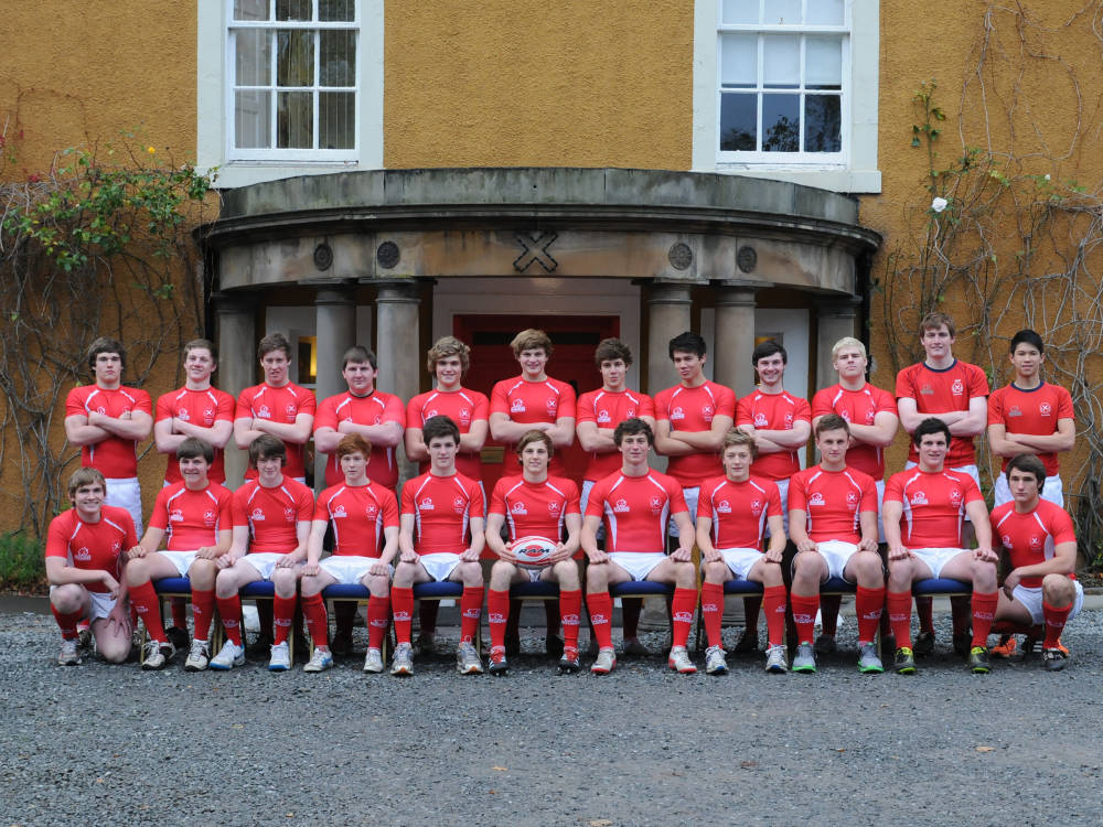 Rugby 2011 1st XV
