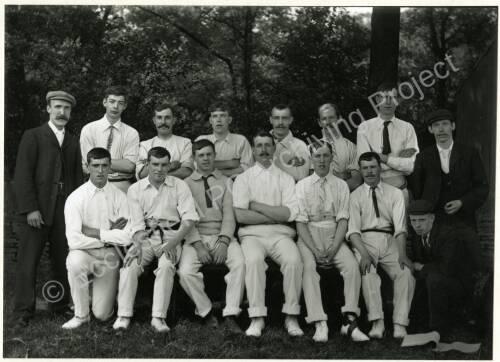 Barnes Green Cricket Club 1910