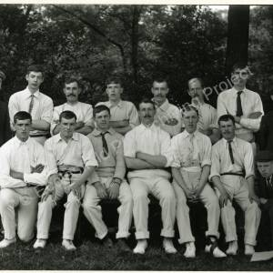 Barnes Green Cricket Club 1910