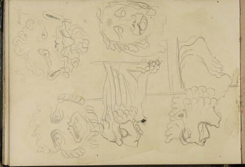 Page 23 of sketchbook 2