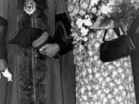Alderman and Mrs.Withall, Mayor and Mayoress of Wimbledon
