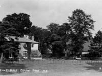 St. Mary's Vicarage, Merton Park