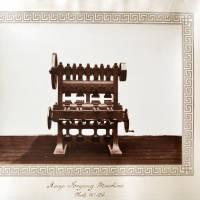A size forging machine