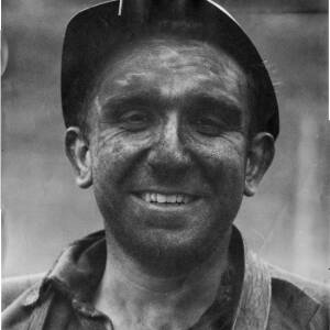 175 - Portrait of Coal Miner