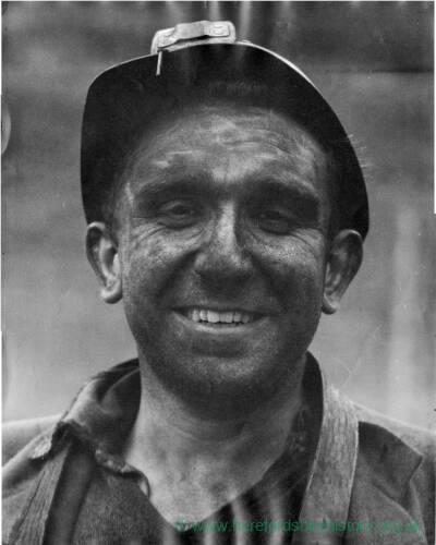 175 - Portrait of Coal Miner