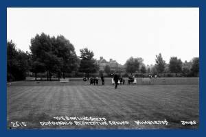 The Bowling Green, Dundonald Recreation Ground, Wimbledon
