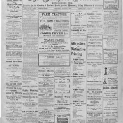 Hereford Journal - 3rd August 1918