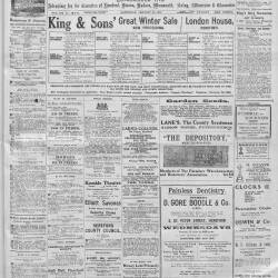 Hereford Journal - 24th January 1914