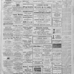 Hereford Journal - 22nd June 1918