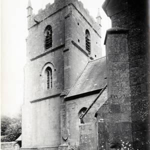 St Andrews Church, How Caple, 1949