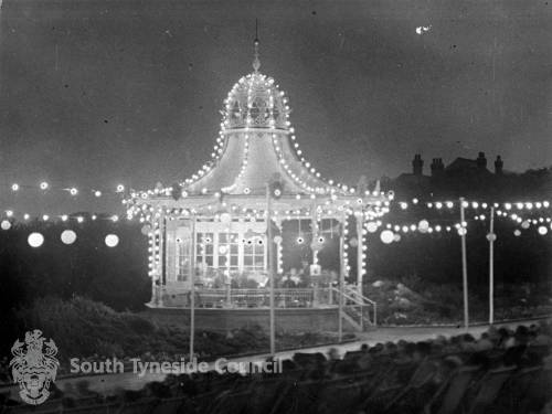 Bandstand, South Marine Park