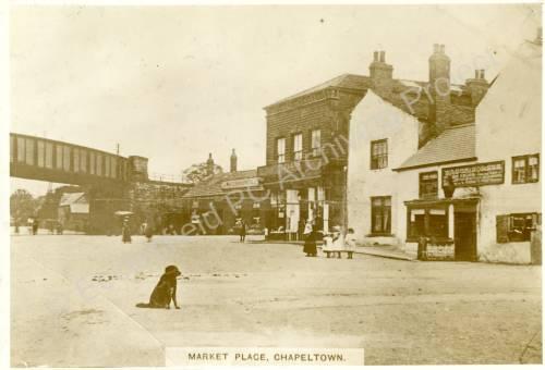 Market Place Chapeltown Crossroads