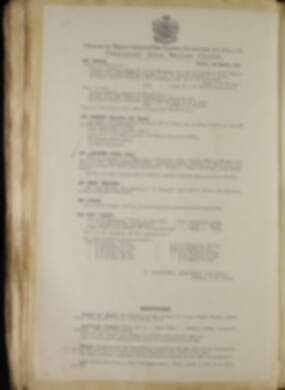Routine Orders - June 1918 - April 1919 - Page 268