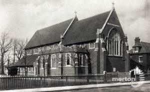 St. Saviour's Church, Raynes Park