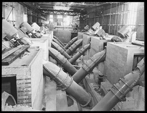 Ashford Common low lift pumps