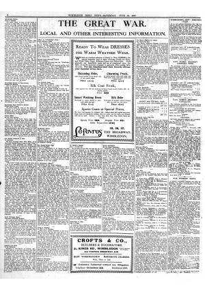 16 JUNE 1917
