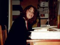 Jill Tanton, Wimbledon Reference librarian